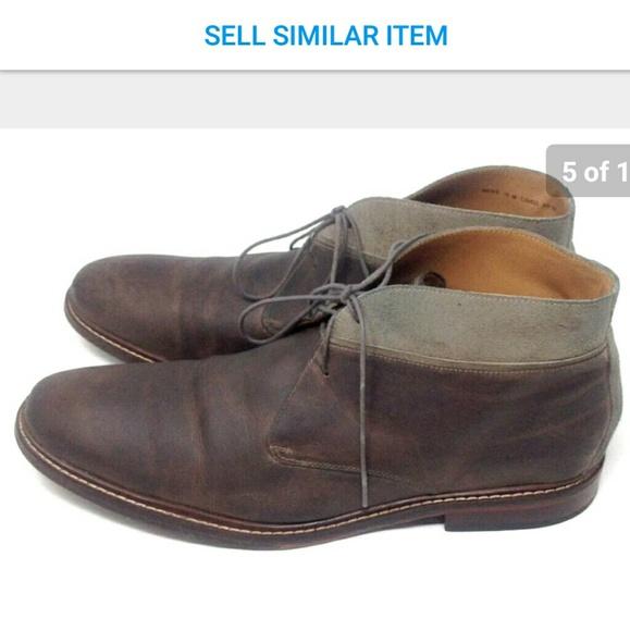 d989de4c10 Cole Haan Shoes | Benton Welt Chukka Boots Us 15 | Poshmark
